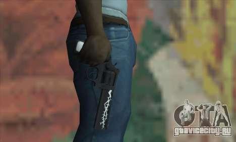 Absolver для GTA San Andreas третий скриншот