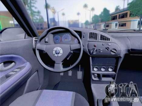 Mitsubishi Lancer Evolution VI LE для GTA San Andreas двигатель