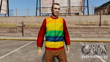 Свитер Плейбоя для GTA 4