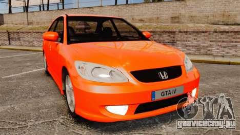 Honda Civic VTEC для GTA 4