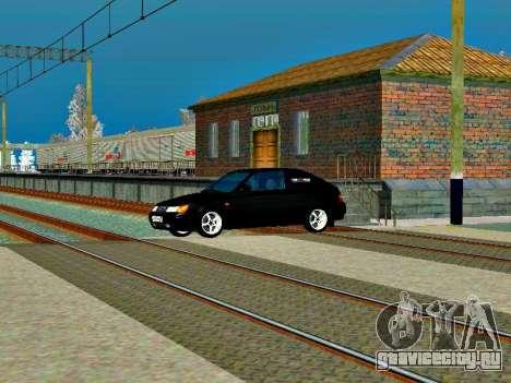 ВАЗ 2112 Купе Черныш для GTA San Andreas