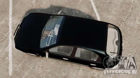 Daewoo Lanos Style 2001 Limited version для GTA 4 вид справа