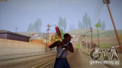 Бита из Max Payne для GTA San Andreas третий скриншот