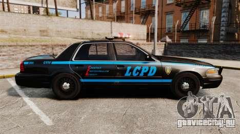 Ford Crown Victoria 1999 LCPD для GTA 4