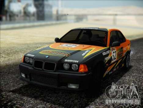 BMW M3 E36 для GTA San Andreas колёса
