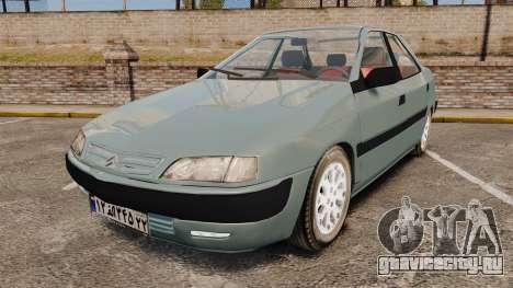 Citroen Xantia 1999 для GTA 4