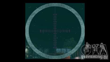 Снайперский прицел ночного видения для GTA 4