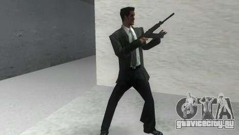 Гладкоствольный Карабин Сайга 12К для GTA Vice City