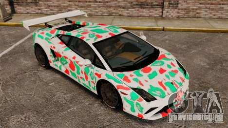 Lamborghini Gallardo 2013 v2.0 для GTA 4