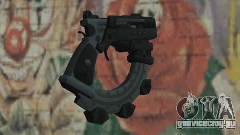 Пистолет из Timeshift для GTA San Andreas второй скриншот