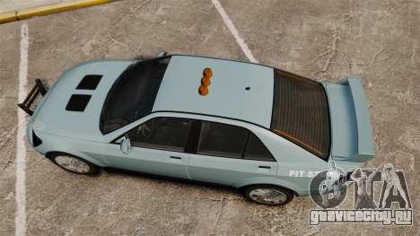 Sultan Race-Kit для GTA 4 вид справа
