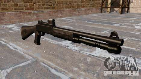 Самозарядное тактическое ружьё Benelli для GTA 4