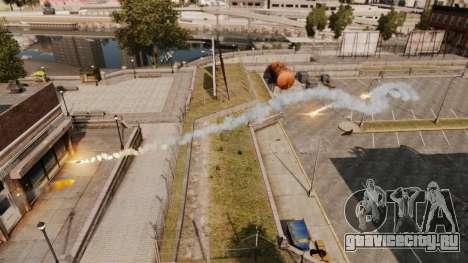 Скорострельный гранатомет для GTA 4 второй скриншот