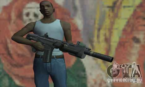 SCAR из CryENGINE 3 для GTA San Andreas третий скриншот
