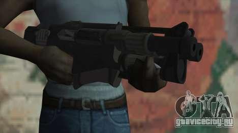 Винтовка из Timeshift для GTA San Andreas третий скриншот