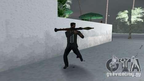 Ретекстур оружия для GTA Vice City девятый скриншот