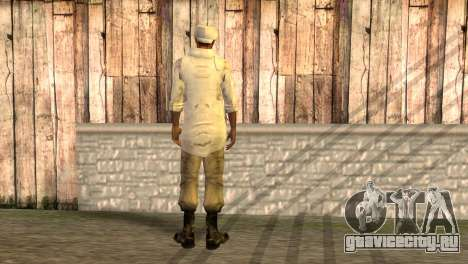 Усам бен Ладен для GTA San Andreas второй скриншот