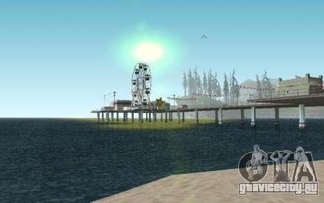 Time Control для GTA San Andreas третий скриншот