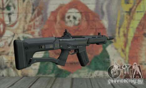 SCAR из CryENGINE 3 для GTA San Andreas второй скриншот