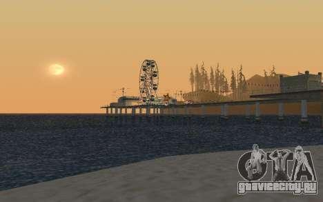 Time Control для GTA San Andreas