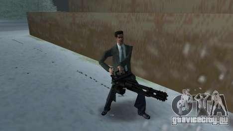 Ретекстур оружия для GTA Vice City седьмой скриншот