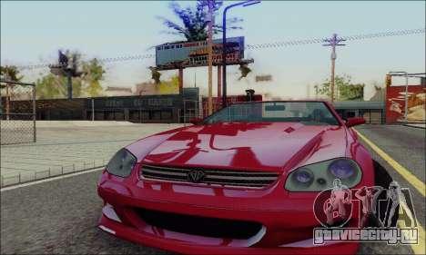 Feltzer из GTA IV для GTA San Andreas