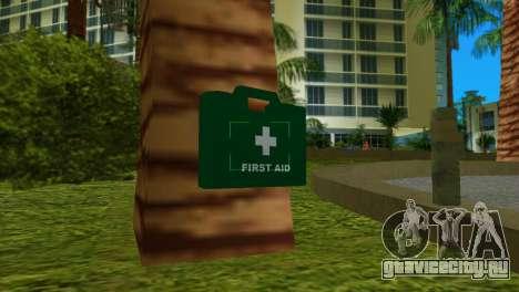 Аптечка из GTA IV для GTA Vice City