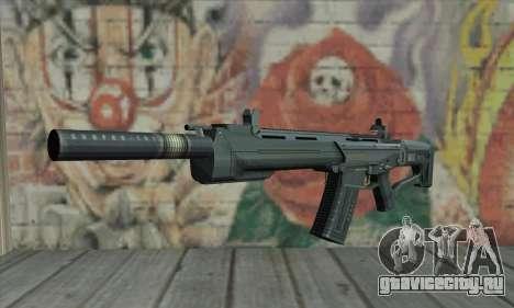 SCAR из CryENGINE 3 для GTA San Andreas