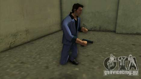 HK USP Compact для GTA Vice City четвёртый скриншот