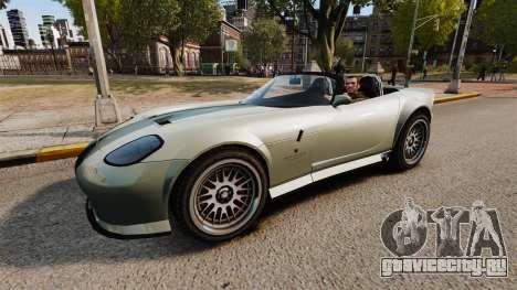 No Control v1.2 для GTA 4 второй скриншот