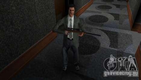 Ретекстур оружия для GTA Vice City десятый скриншот