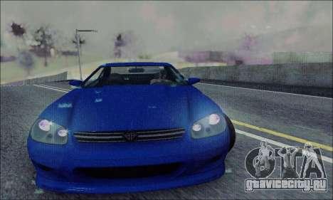 Feltzer из GTA IV для GTA San Andreas вид справа