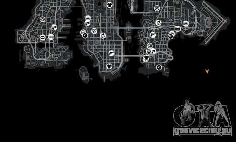 Локация Desert Highway для GTA 4 шестой скриншот