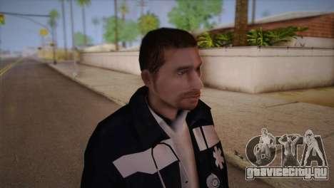 Медик из GTA 4 для GTA San Andreas третий скриншот