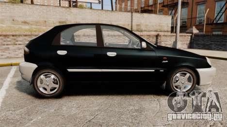 Daewoo Lanos Style 2001 Limited version для GTA 4 вид слева