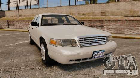 Ford Crown Victoria 1998 v1.1 для GTA 4