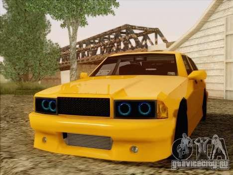 Sentinel ST для GTA San Andreas