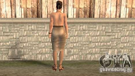 Экселла для GTA San Andreas второй скриншот