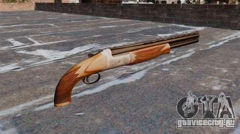 Двуствольное ружье для GTA 4 второй скриншот