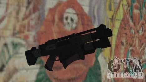 Винтовка из Timeshift для GTA San Andreas