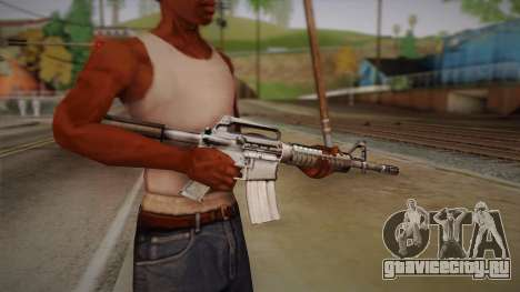 М4 из Max Payne для GTA San Andreas