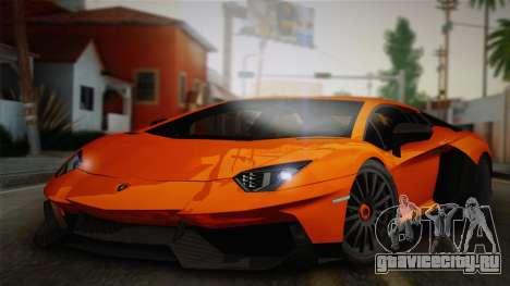 Lamborghini Aventador LP 700-4 RENM Tuning для GTA San Andreas