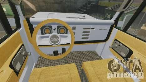 Ford Bronco Concept 2004 для GTA 4 вид сбоку