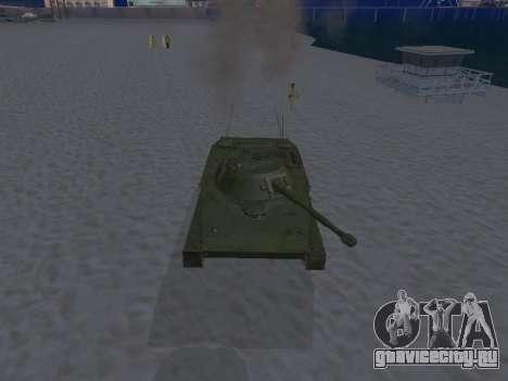 ПТ-76 для GTA San Andreas вид сбоку