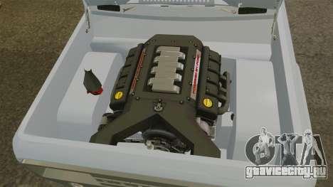 Ford Bronco Concept 2004 для GTA 4 вид изнутри