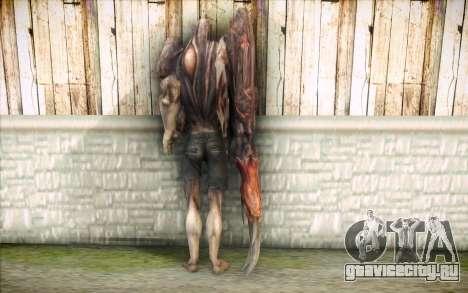 Вильям Биркин для GTA San Andreas второй скриншот