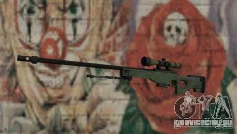 AWP from CS:GO для GTA San Andreas