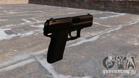 Пистолет HK USP Compact v1.3 для GTA 4 второй скриншот