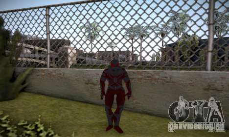 Spider man EOT Full Skins Pack для GTA San Andreas
