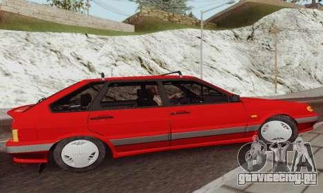 ВА3 2114 для GTA San Andreas вид справа